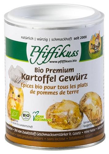 Pfiffikuss Bio Kartoffel Gewürz