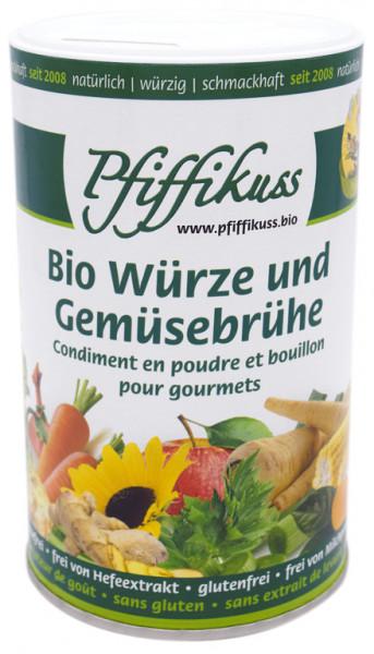 Pfiffikuss BIO Würze & Gemüsebrühe