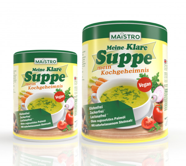 MAISTRO Klare Suppe