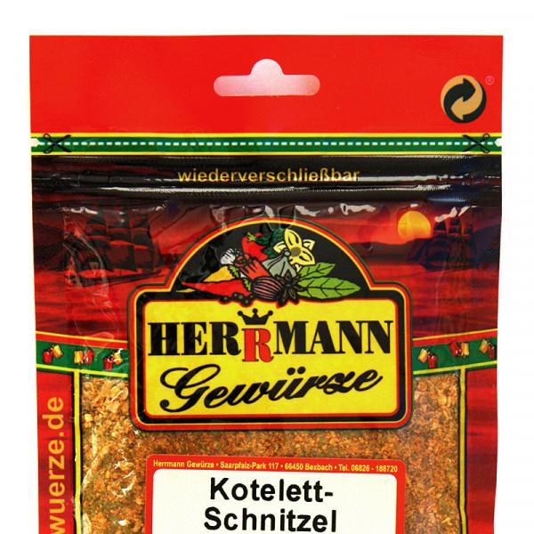 Herrmann Gewürze Kotelett-Schnitzel Gewürzzubereitung