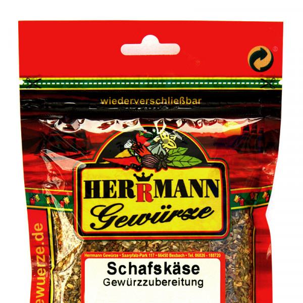 Herrmann Gewürze Schafskäsegewürz mit Rezept
