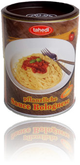 Tahedl Sauce Bolognese