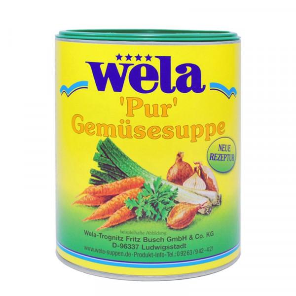 Wela Gemüsesuppe pur