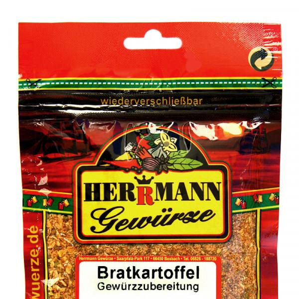 Herrmann Gewürze Bratkartoffel Gewürzzubereitung
