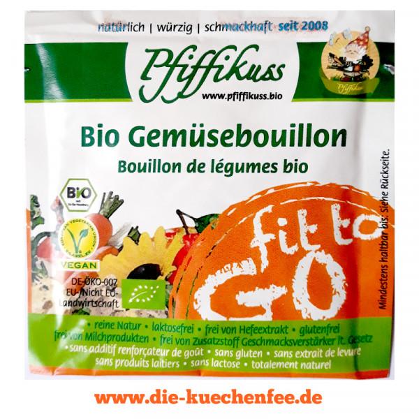 Gratisprobe Pfiffikuss BIO Gemüsebouillon fit to go