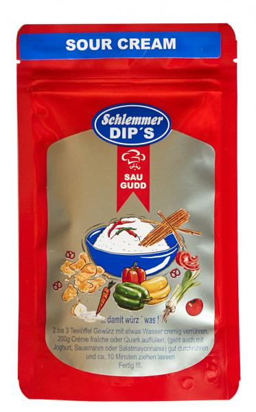 Giselas Gewürze Dip Sour Cream