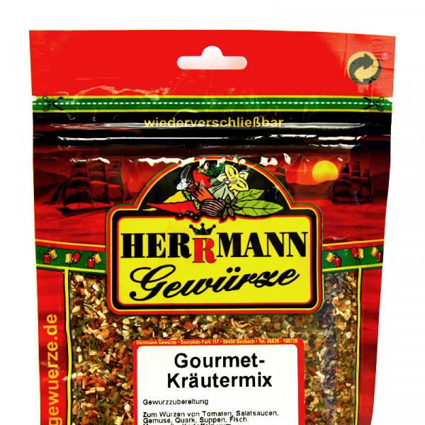 Kräutermix Gourmet Herrmann Gewürze
