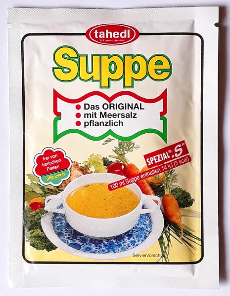 Gratisprobe TAHEDL Suppe Gold