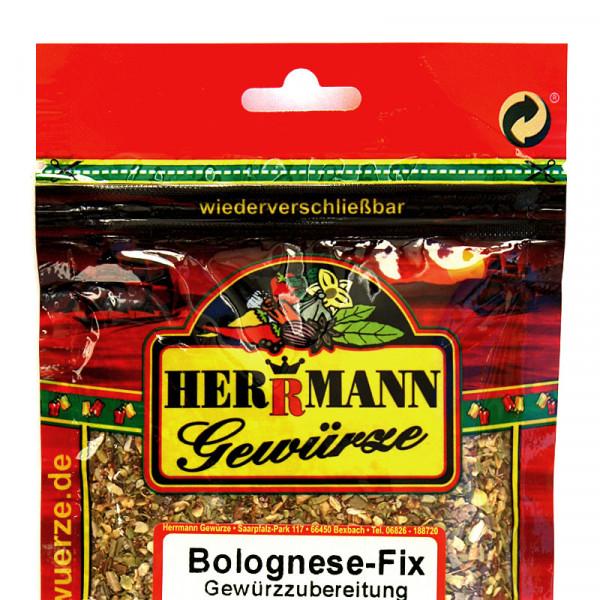 Herrmann Gewürze Bolognese-Fix Gewürzzubereitung