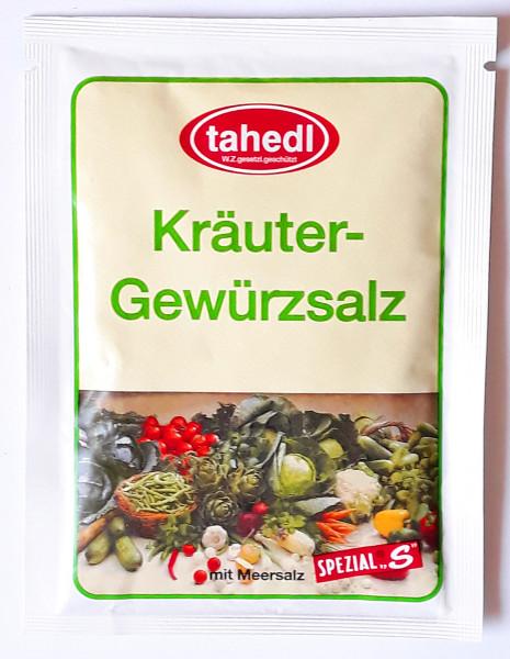 Gratisprobe TAHEDL Kräuter-Gewürzsalz