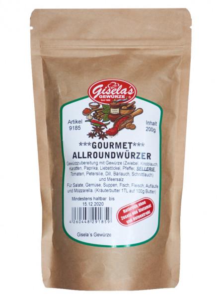 giselas gewuerze - gourmet allroundwuerzer