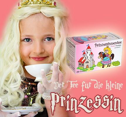 NEU: Prinzessinnentee