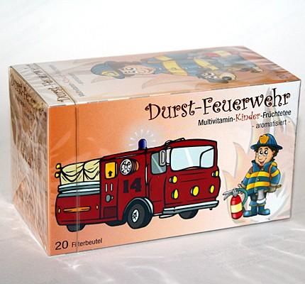 NEU: Durst-Feuerwehr Kindertee