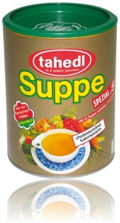 Tahedl Suppe Gold